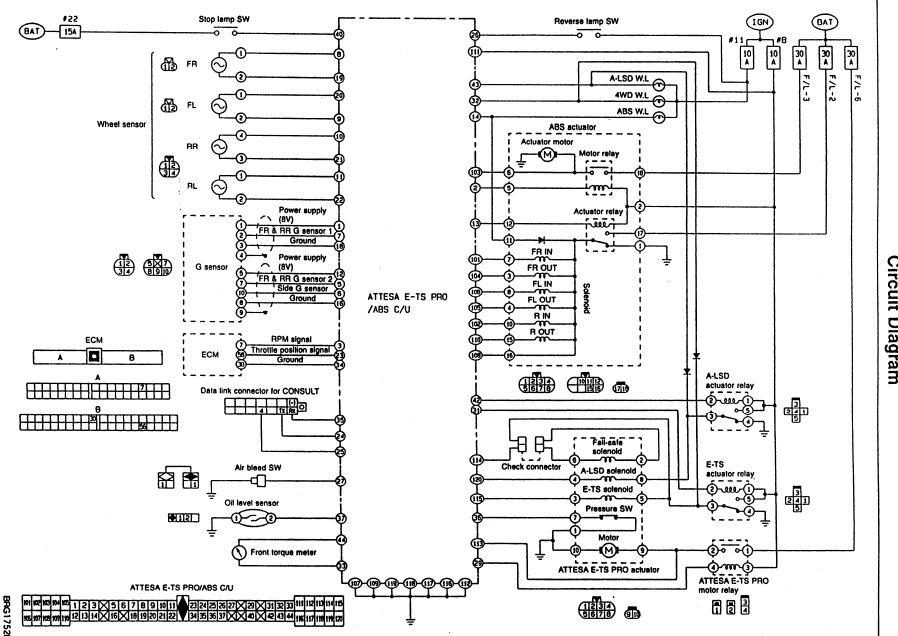 R33 Wiring Diagram